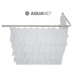 Карниз для ванны Г-образный 180х90 см