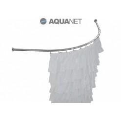 Карниз для ванны MALTA 150х150 дугообразный