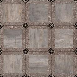 Bergamo Керамогранит коричневый (C-BE4R112D) 42х42