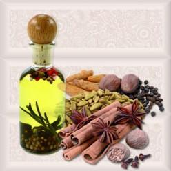 Spices Composicion Панно (из 3-х пл.) 30х30