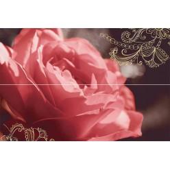 Decor Grandiflora Red (панно из 2х) 60x90