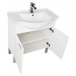 Мебель для ванной Aquanet Адель 80 белая
