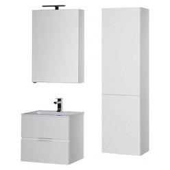Мебель для ванной Aquanet Алвита 60 белая