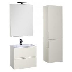 Мебель для ванной Aquanet Алвита 60 крем