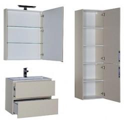 Мебель для ванной Aquanet Алвита 70 сливочная