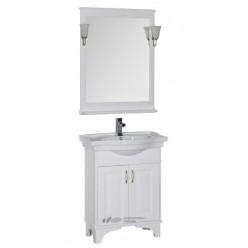 Мебель для ванной Aquanet Валенса 70 белая