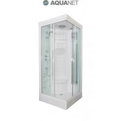 Душевая кабина Aquanet FIJI Cube 90х90, без пара и гидромассажа, стекло прозрачное