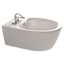 Биде подвесное Hidra Ceramica Loft белое