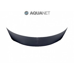 Передняя панель для ванны BALI 150х150 черная
