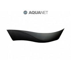 Передняя панель для ванны BORNEO 170х90 левая черная