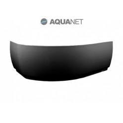 Передняя панель для ванны CAPRI 160х100 правая черная