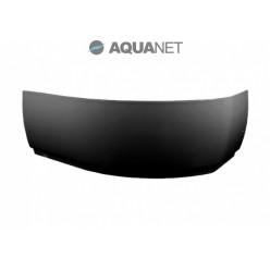 Передняя панель для ванны CAPRI 170х110 левая черная