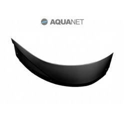 Передняя панель для ванны GRACIOSA 150х90 левая черная
