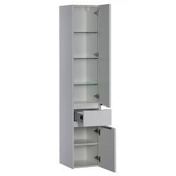 Шкаф-пенал Aquanet Латина 35 белый
