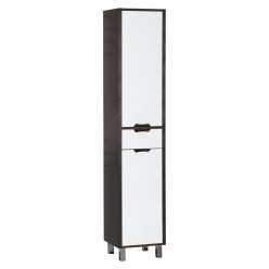 Шкаф-пенал Aquanet Гретта венге R