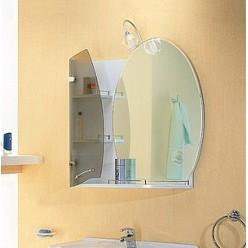 Зеркало-шкаф Aqwella Белла 75