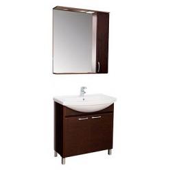 Зеркало-шкаф Aquanet Донна 80 венге