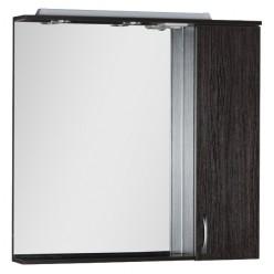 Зеркало-шкаф Aquanet Донна 90 венге