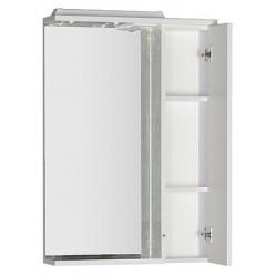 Зеркало-шкаф Aquanet Гретта 60 белый