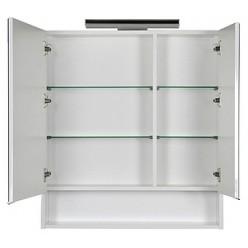 Зеркало-шкаф Aquanet Виго 80 белый