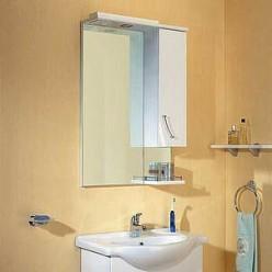 Зеркало-шкаф Aqwella Алина 55