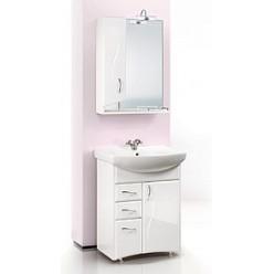 Зеркало-шкаф Aqwella Глория 65