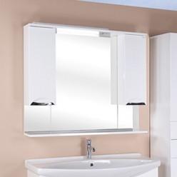 Зеркало-шкаф Onika Лагуна 105.02