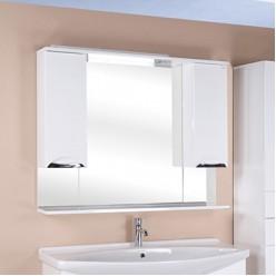Зеркало-шкаф Onika Лагуна 120.02