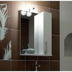 Зеркало-шкаф Triton Диана 80 R с подсветкой