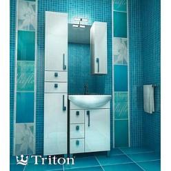 Зеркало-шкаф Triton Диана 60 R удлиненное