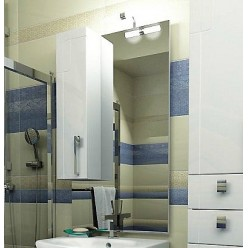 Зеркало-шкаф Triton Диана 60 L удлиненное