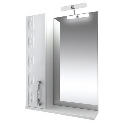 Зеркало-шкаф Triton Кристи 70 L