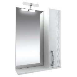 Зеркало-шкаф Triton Кристи 70 R