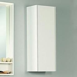 Шкаф Акватон Йорк 1 створка белый/выбеленное дерево