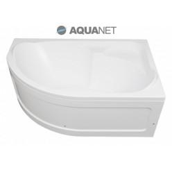 Акриловая гидромассажная ванна Алленто (Allento) 170×100 правая