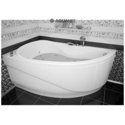 Акриловая гидромассажная ванна (форсунки Шампань) Мальдива (Maldiva) 150×90 левая