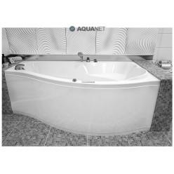 Акриловая гидромассажная ванна (форсунки Шампань) Пальма (Palma) 170×90 правая