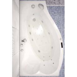 Акриловая ванна Пальма (Palma) 170×90 левая