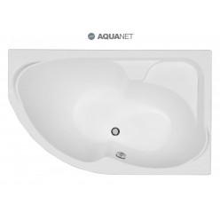 Акриловая ванна Алленто (Allento) 170×100 правая