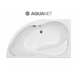 Акриловая ванна Грациоза (Graciosa) 150×90 левая