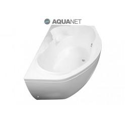 Акриловая ванна Капри (Capri) 160×100 правая