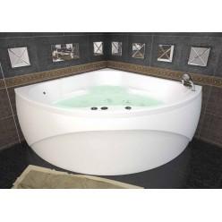 Акриловая гидромассажная ванна (форсунки Шампань) Виториа (Vitoria) 130×130