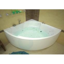 Акриловая гидромассажная ванна (форсунки Шампань) Бали (Bali) 150×150