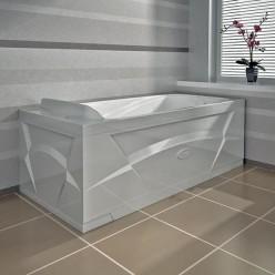 """Акриловая ванна """"Роза"""""""