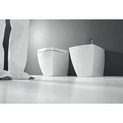 Унитаз приставной Althea ceramica Oceano