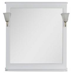 Зеркало Aquanet Валенса 100 белое