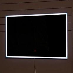Зеркало Aquanet DL-03D