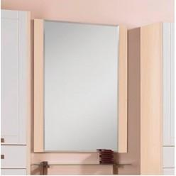 Зеркало Акватон Альпина 65 дуб молочный