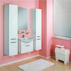 Зеркало Акватон Ария 65 белое