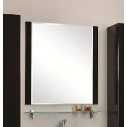 Зеркало Акватон Ария 80 черный глянец